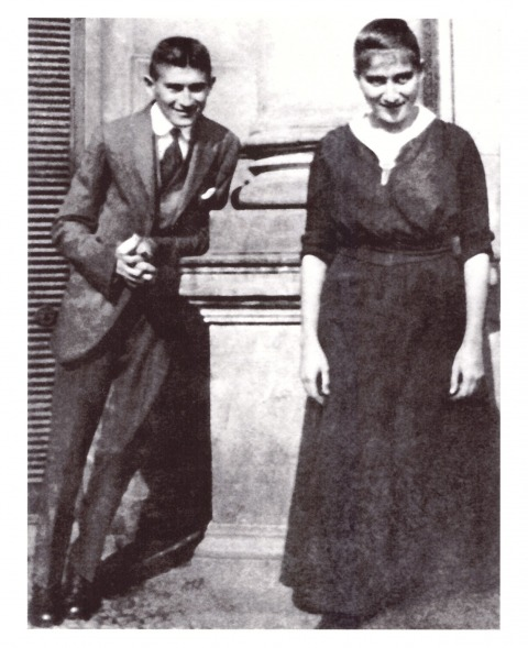 Kafka and his sister