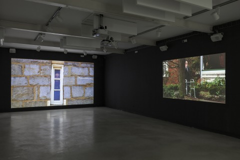 Efrat Vital, Winnie (Real Daughter) Installation view, Herzliya Artists' Residence, 2018