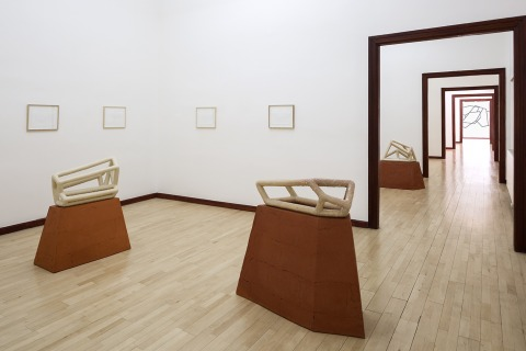 Richard Deacon, Range, 2005
