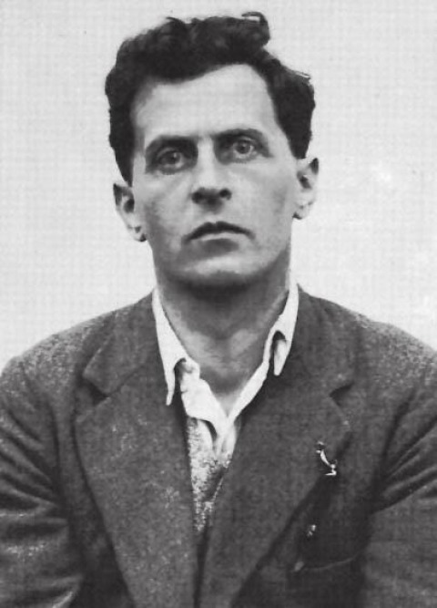 Wittgenstein receiving a scholarship from Trinity College, 1929 Public domain image