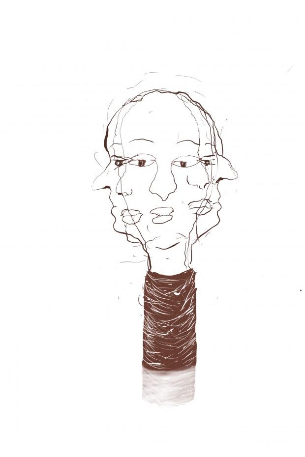 תגובה לאנריקה דוד מתוך התערוכה דרגות השחרור האיטי מוזיאון הירשהורן, וושינגטון אוצרת: סטפני אקווין 16 באפריל - 2 בספטמבר, 2019