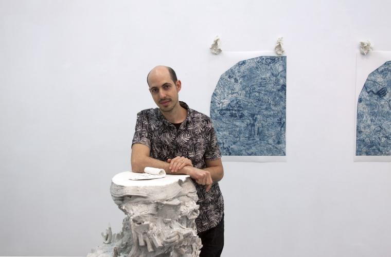 Abraham Kritzman, courtesy of Barbur Gallery
