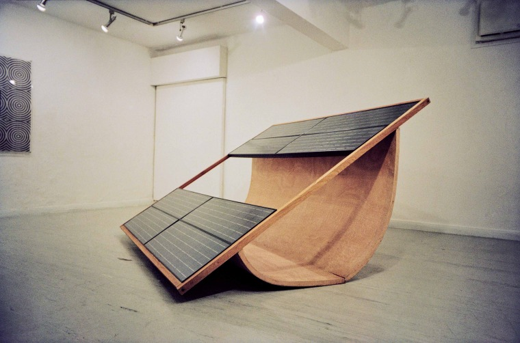 Dov Or-Ner, Solar Sculptures, 1969