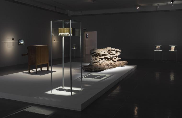 Bibliology,  Installation, Petach Tikva Museum of Art, 2016