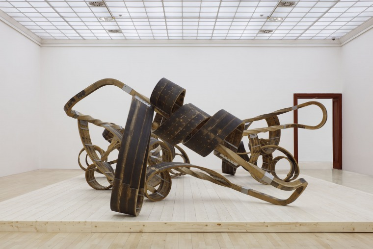 Richard Deacon, Out of Order, 2003