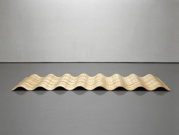 Richard Deacon, UW84DC #9, 2001