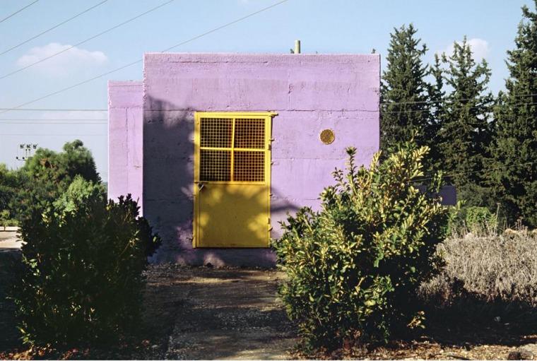 """רשות הציבור, צלפון, 2007, צילום סטילס, הדפס למבדה, 40 על 50 ס""""מ"""