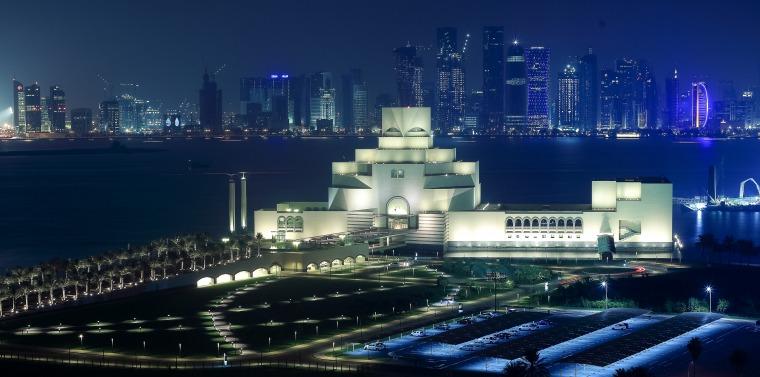המוזיאון לאמנות איסלמית, קטאר צילום: שנין אולקרה