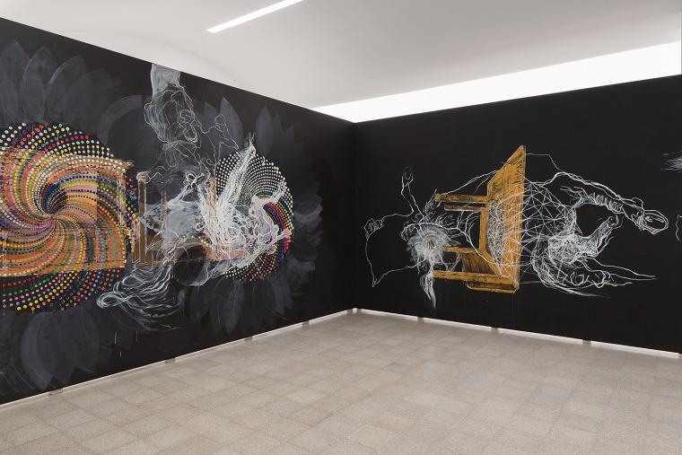 Tamar Getter, Hēliotropion, 2017