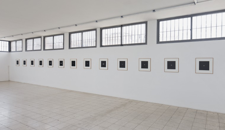 """Yossi Breger, \""""A Guide for the Perplexed: Homonyms\"""" installation view, Dvir Gallery"""