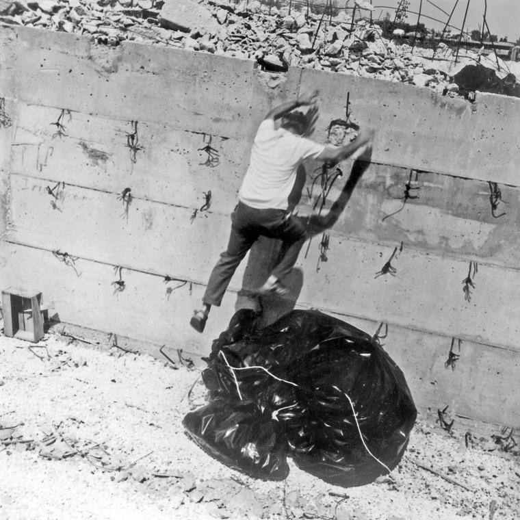 دوف أور-نيرمشروع إعادة تدوير متحف تل أبيب، 1975