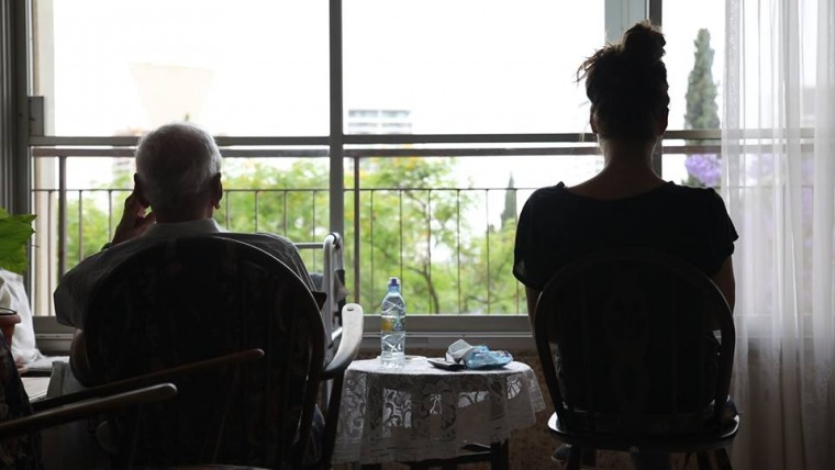 """סטיל מ""""אספריה, חלק ראשון: היום האחרון בקהיר"""", סרטה של היידי מוטולה (2018, 29 דקות, HD) באדיבות היידי מוטולה"""