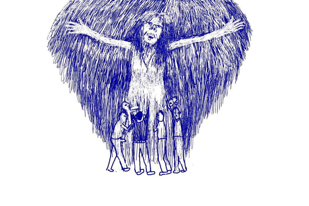 זה האיש: ישו באמנות הישראלית  אוצר: אמיתי מנדלסון 22.12.16 – 16.4.17