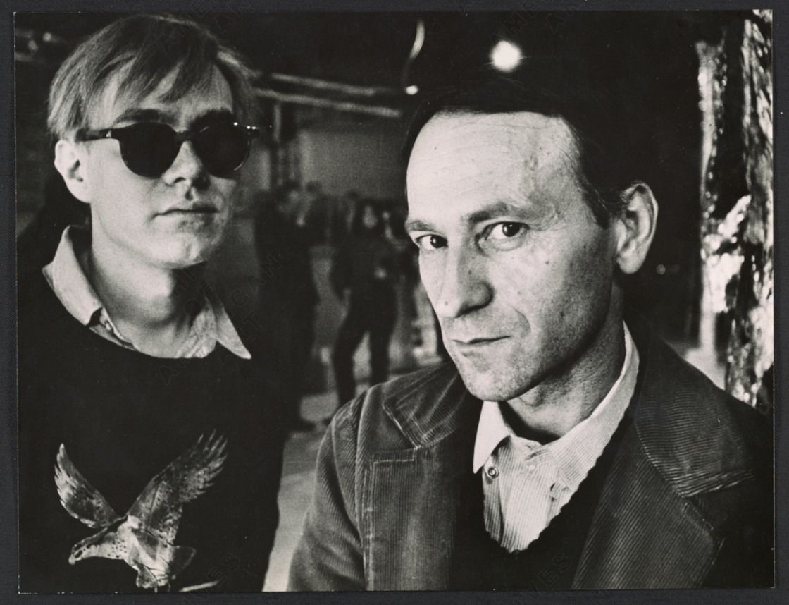 Joans Mekas and Andy Warhol, Copyrights Unknown