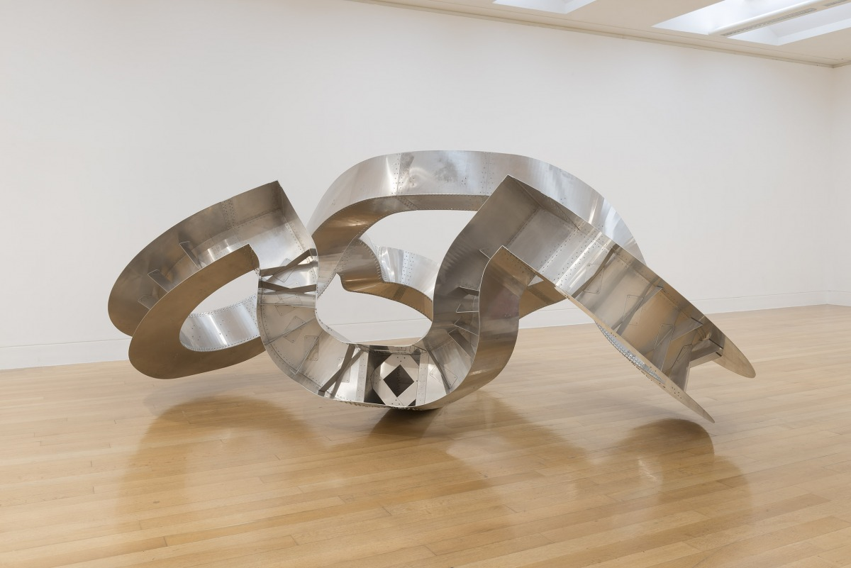 Richard Deacon, Mammoth, 1989