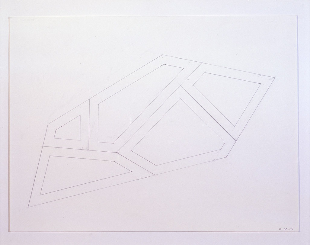 ichard Deacon, Alphabet, 2004-2005