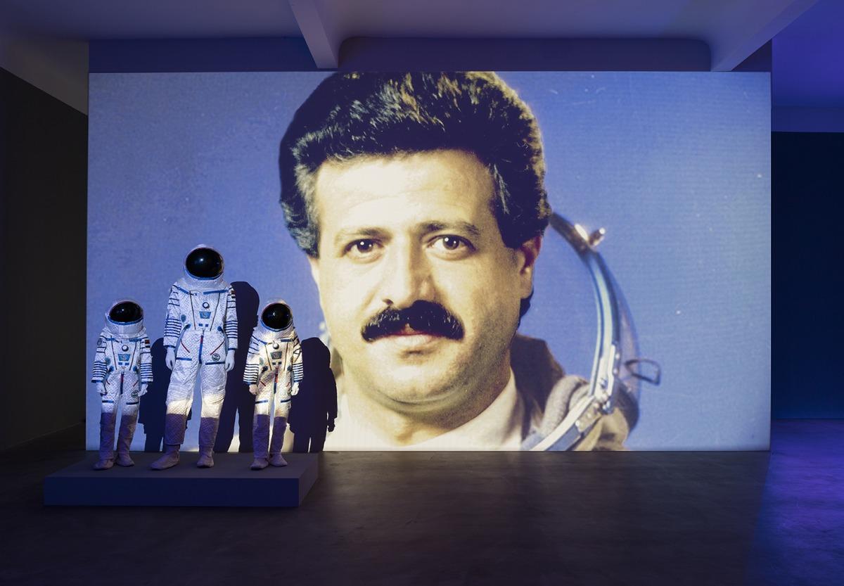 Halil Altndere Space Refugee