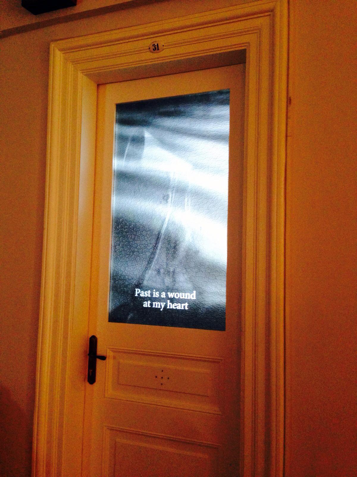 William Kentridge, O Sentimental Machine, 2015 (photo: Ofri Lapid)