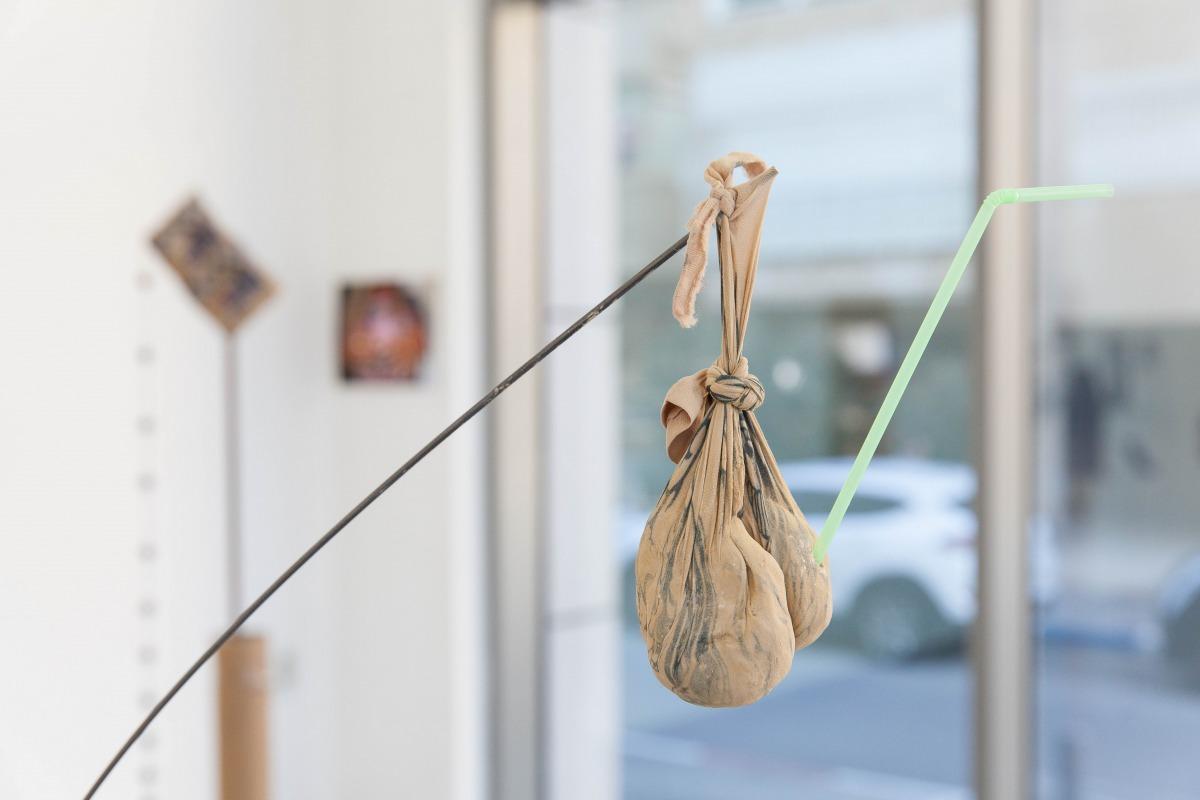 מיכל מקרסקו, תלווה אותי הביתה 2017. גלריית המדרשה - הירקון 19. צילום: אלינור סלומון