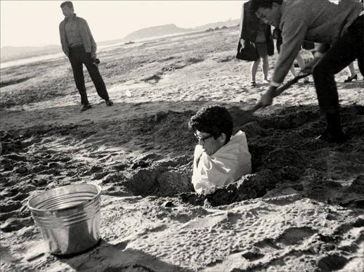 קאנג גוקג'ין, ג'ונג גאנגג'ה, ג'ונג צ'אנסונג. רצח על גדת נהר האן, 17 לאוקטובר, (16:00).  באדיבות המכון לחקר האומנות (KARI), סיאול