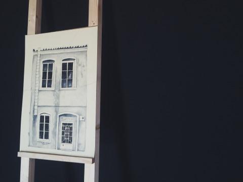רייסי קמחי, Home and Away, 2016 באדיבות האמנית