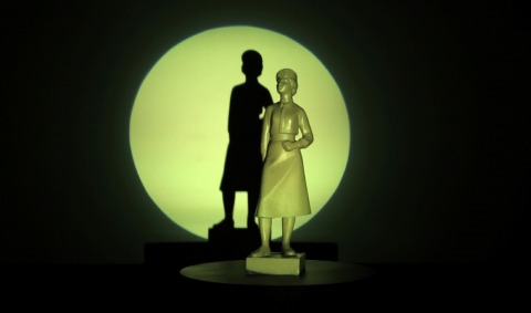 """רגע לכוד מתוך הוידאו """"מספר סידורי 2953"""", 2015, 4:00 דקות, צבע, סאונד"""