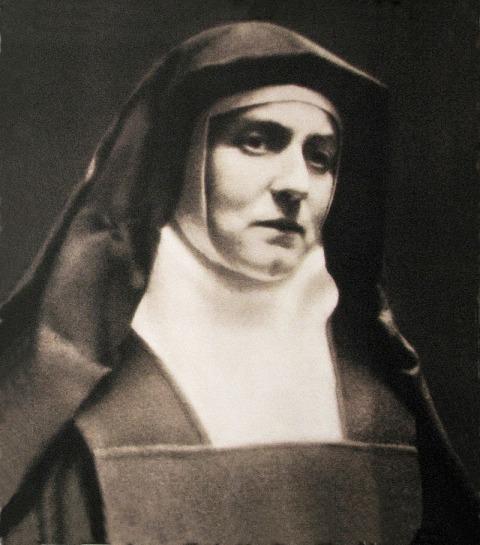 אדית שטיין בשנת 1938 או 1939