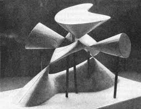 מאן רי, תצלום, אובייקט מתמטי, 1934-35