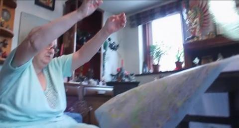 "Eitan Ben Moshe, ""The Ozone Flutes"", video still, 2012"