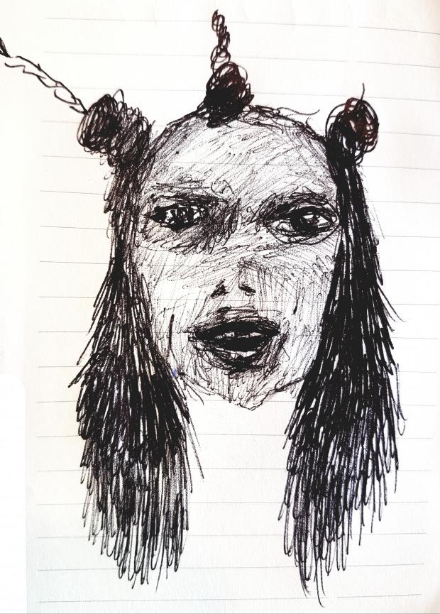 מרלן דומא – מיתוסים ובני תמותה  גלריה דיוויד זווירנר, ניו יורק  28 באפריל – 30 ביוני, 2018