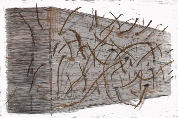 تعقيب على مجموعة بوروس خندق من فترة الحرب العالمية الثانية، برلين