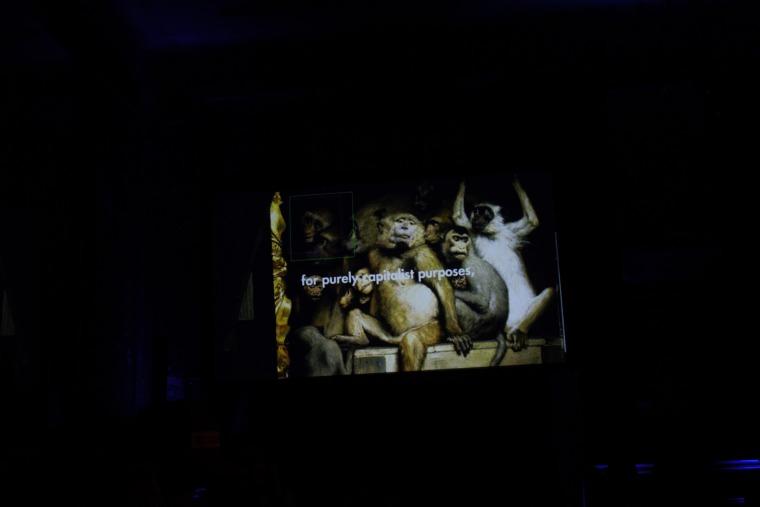"""""""السكون الجديد"""". مجموعة 2038. مقطع فيديو من """"تواري برلين"""". تصوير آنا دبدوب"""