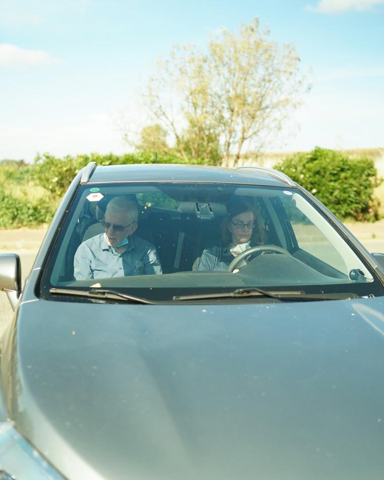 ההורים שלי, גוני ריסקין, במסגרת ההגבלות #2, מגזין תוהו