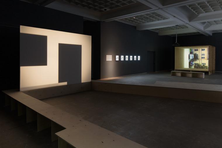 ניר עברון, מוזיאון תל אביב, 2016