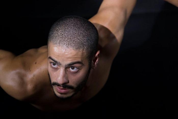 Ayman Safiah, The Body's Language, Aida school of contemporary dance, 2018  Photography: Tamer Massalha
