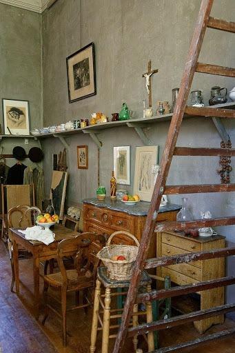Atelier Cézanne, Aix-en-Provence, France
