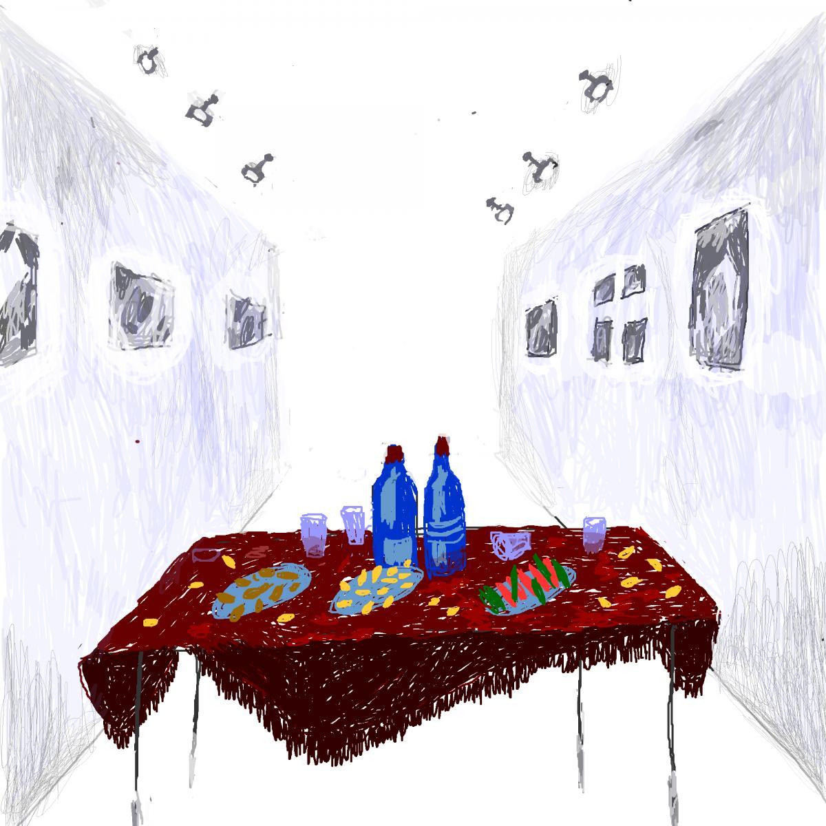 תגובה לאירוע הפתיחה של תערוכת העשור בגלריה יאיר