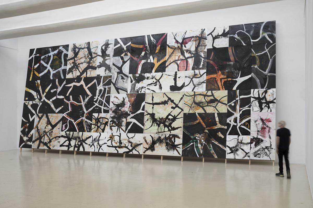 ציבי גבע, 'דרך איפה אני מגיע', מוזיאון הרצליה, 2019-2020. אוצרת: איה לוריא. קרדיט צילום: אלעד שריג