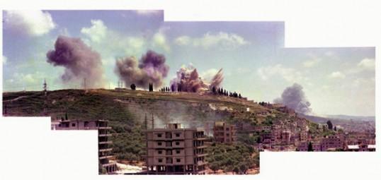أكرم زعتري. صيدا، السادس من حزيران 1982